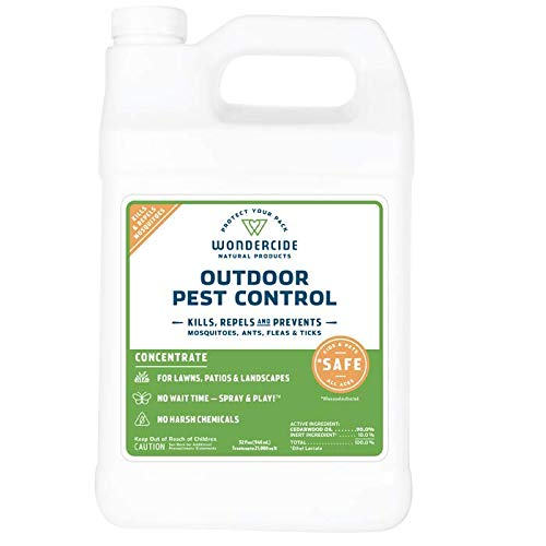 Wondercide EcoTreat - Natural Outdoor Pest Control Concentrate - 32 oz