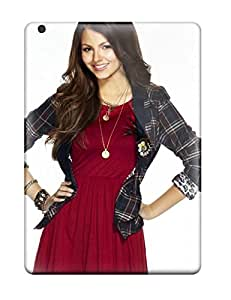 Vicky C. Parker's Shop Air Scratch-proof Protection Case Cover For Ipad/ Hot Victoria Justice Phone Case