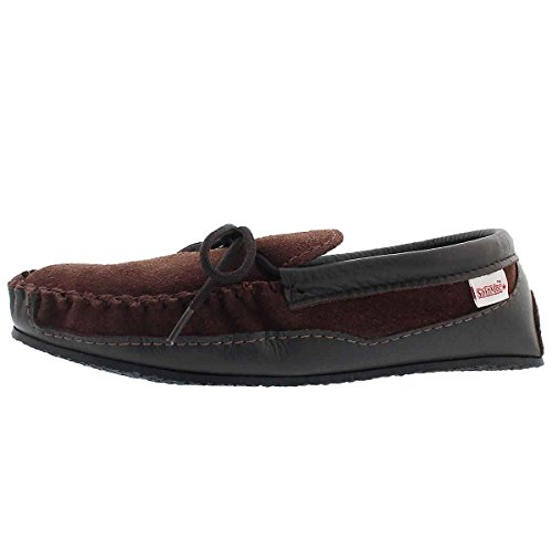 Men's Moccasin Sole Foam Crepe Memory SoftMoc 4pq6xx
