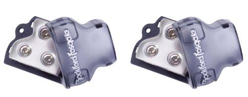 2-rockford-fosgate-rfd1-0-1-4-gauge-ga-car-audio-distribution-block-1-in-2-out