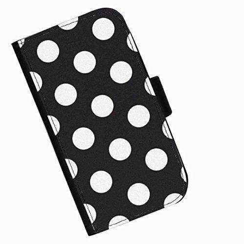Wallet Flip Leather Case Cover For Xiaomi Mi 5 (Black) - 4