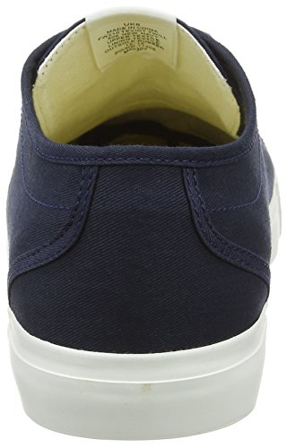 Navy Mens Plimsolls Teviot amp; Scott Canvas Lyle YqawHgFnRx