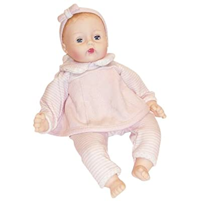 "Madame Alexander Bubble Gum Huggable Huggums,12"", Baby Alexander Collection Doll: Toys & Games"
