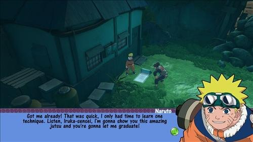 Naruto: Rise of a Ninja - Classics Edition (Xbox 360 ...
