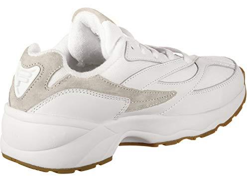 Beige Homme de Chaussures Blanc 1010255 Fila Tennis 7qgxTA7