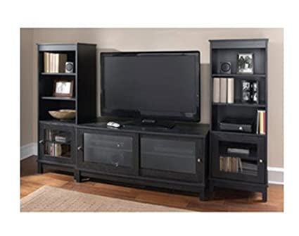 Amazon.com: Mainstays Entertainment Center for TVs up to 55 ...