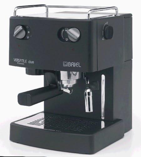 Briel Versatile Due ES38A - TB - Máquina de café espresso, color ...
