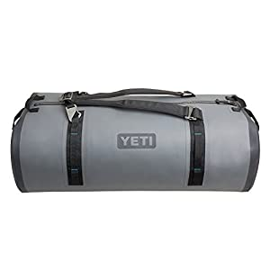 YETI Panga 100 Airtight Waterproof Submersible Duffel Bag, Storm Gray
