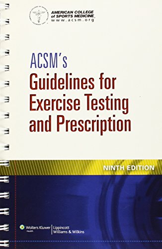 Acsm's Guidelines F/Exer..(Sp)