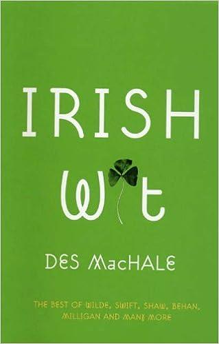 Book Irish Wit by Des MacHale (2002-12-31)