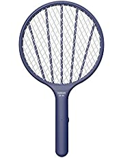 Bug Zapper Electric Fly Swatter,Handheld Mosquito Zapper Killer,3000volt Insect Fly Trap,Fly Zapper Racket for Indoor and Outdoor Pest Control