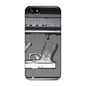Iphone 5/5s Case Cover Guns Case - Eco-friendly Packaging