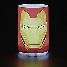 Official Marvel Avengers Mini Iron Man Light - Marvel Superhero Lamp