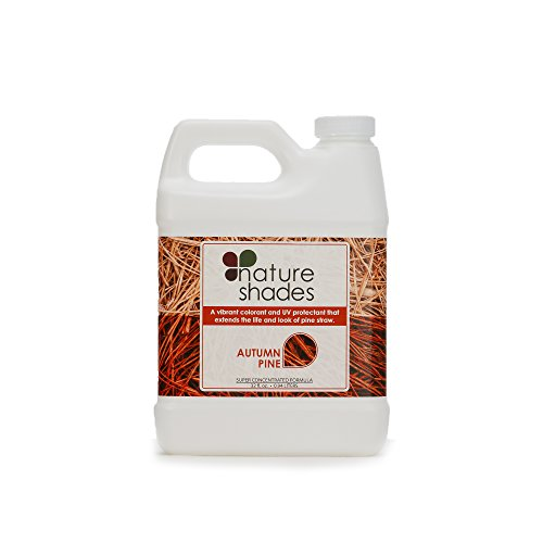 Nature Shades 32oz Pine Straw Colorant Southern Pine Autumn Pine (Autumn Pine) by Nature Shades