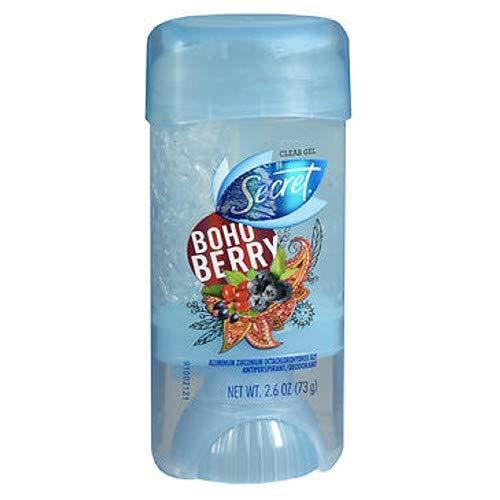 Secret scent EXPRESSIONS so very summerberry 2.7oz 76g B008CC46Z8