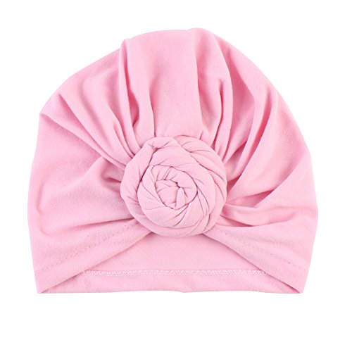 Mother & Child Cotton Beanie Baby Warm Cap Kids Hats India Knot Hat Fold Beanies (Mommy And Me Costumes)