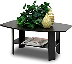 related image of Furinno Simple Design Coffee Table, Espresso