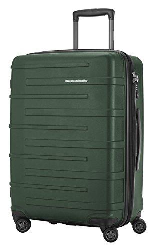28' Spinner (HAUPTSTADTKOFFER - Ostkreuz - Luggage Suitcase Hardside Spinner Trolley Expandable 28' TSA Cchesse Yellow)
