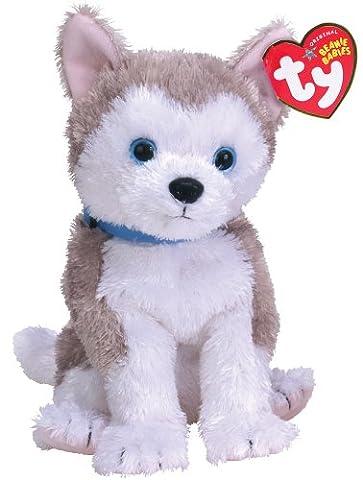 Ty Juneau - Dog (Ty Stuffed Husky)