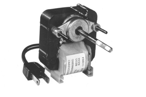Fasco K109 115 Volt 3000 RPM C-Frame Motor