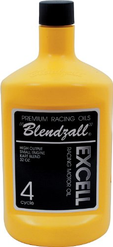 Blendzall Ultra Racing Castor Oil - 2 Cycle - 1gal. 455 GAL