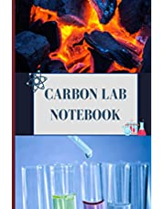 Carbon Lab Notebook: Chemistry Specialty | Life Science Student Lab | Carbon Duplicate Book | Biochem