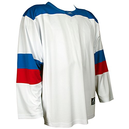 Team Russia 2016 World Cup of Hockey Jersey (White X-Large)