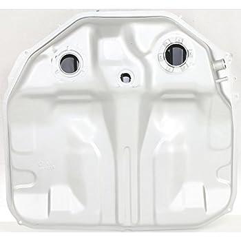 17 Gallon Fuel Tank For 94-97 Honda Accord 97-99 Acura CL Silver