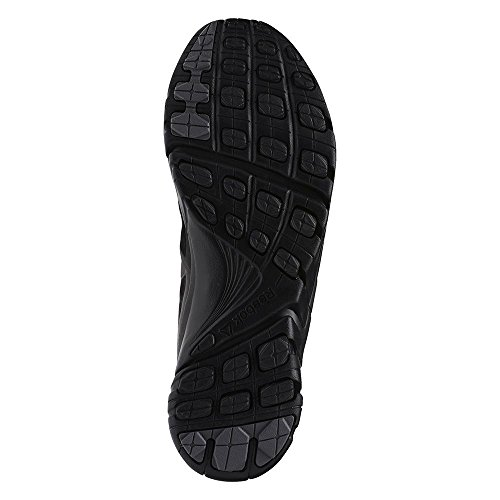Reebok Zstrike Run, Scarpe da corsa uomo Nero Running Dark Grey/Black