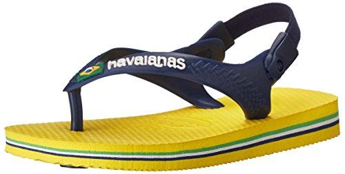 Havaianas Kids Brazil Coral Sandal