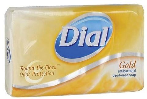 Dial Bar Soap - Gold - 4 oz (Dial Bar Gold)