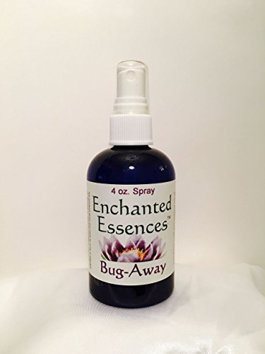 Natural Bug Away Essential Oil Aromatherapy Spray 4oz