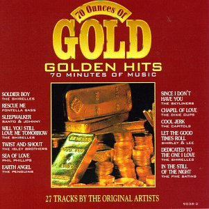 70 Ounces of Gold: Golden Hits (70 Minutes of Music) by Compose Records