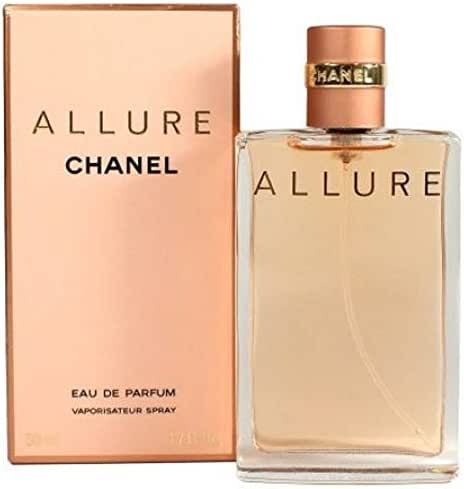 Chanēl Allurē Perfúme For Women 1.7 oz Eau De Parfum Spray + a FREE Vial Perfume