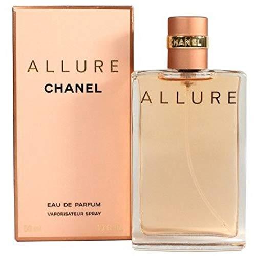 Chanēl Allurē Perfúme For Women 1.7 oz Eau De Parfum Spray + a FREE Vial Perfume (Parfum Channel)