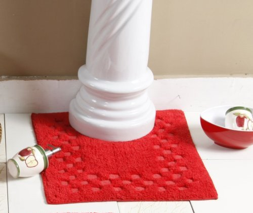 homescapes-check-border-pedestal-mat-bright-red-soft-100-cotton-1200-gsm-washable-bath-rug-with-non-