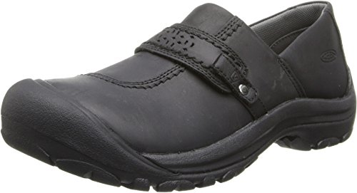- KEEN Women's Kaci Full Grain Slip-On Shoe,Black,10.5 M US