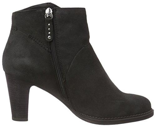 s.Oliver 25339 - botas de cuero mujer gris - gris (graphite 206)