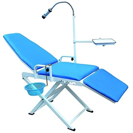gu-109 (a) silla Dental plegable con lumi Re: Amazon.es ...