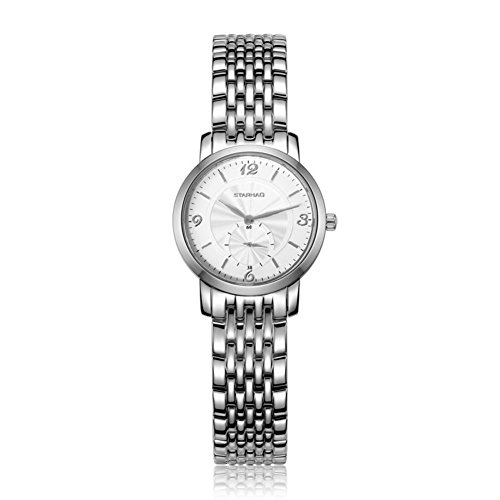 Fashion waterproof quartz female watch/Sapphire business casual men and women couple table-Female 3 by Unknown
