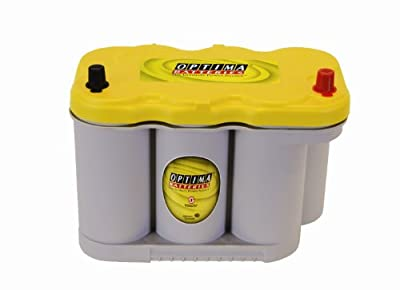 Optima 9037-127 YellowTop Deep Cycle Battery
