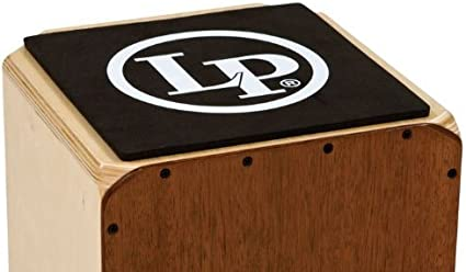 "Schlagwerk SP30BLK Cajon Drum Pad /""Retro/"" Black"