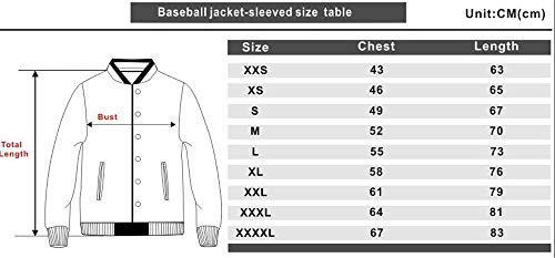 Pour Classique Tail Baseball Imprimées Et Jacket Fairy A04 Confortable Manteau Femmes Décontractée Unisexe Fashion Hommes Blousons PUq4n