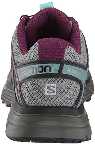 3 Mujer Shadow Blue Salomon Calzado Trail De X mission Gris Running dark Blue Purple dark W shadow nile Para aBUxBEzq