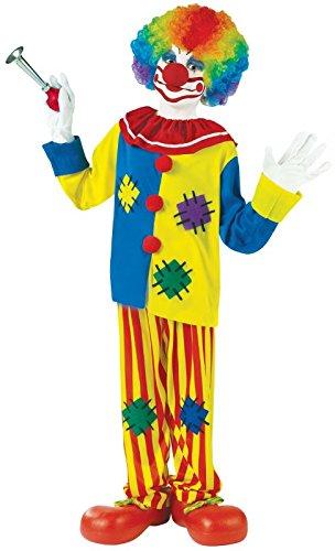 Fun World Big Top Clown Child Costume