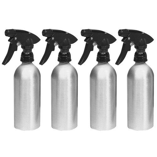 InterDesign Metro Rustproof Aluminum Bottles