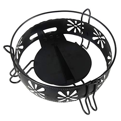 Alcohol Fuel - Pot Stand With Tray Alcohol Stove Solid Fuel Ultralight Home Use Pocket Stoves - Boats Electric Cooking Accesories Clerance Smoker Parts Grates Sale Weber Portable Clearance T