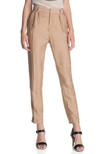 edc Sunny Pantaloni Beige by tapered Beige Beige donna Esprit 270 rqrTHZg
