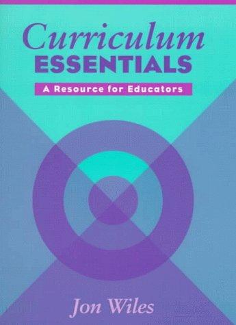Curriculum Essentials: A Resource for Educators