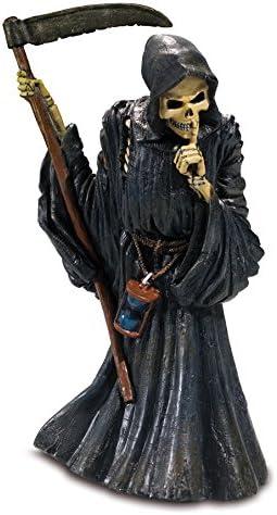 Figurine Grande Faucheuse Statue d/écorative Motif gothique